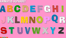 Animated Alphabets